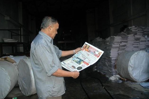 La nueva ley sobre el Derecho a la Información de Sri Lanka podría abrir nuevas puertas a los medios locales si los periodistas la usan de manera efectiva. Crédito: Amantha Perera/IPS.