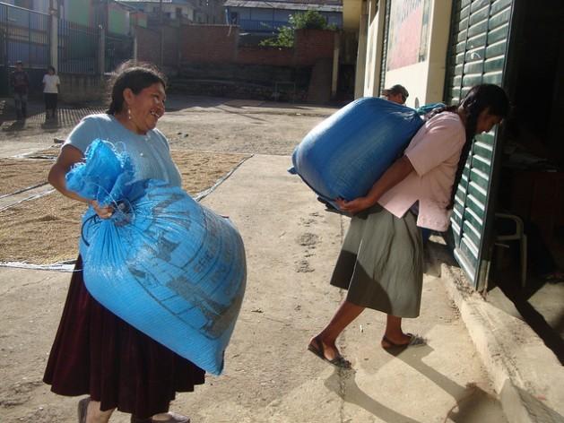 El tema de la 61 sesión de la Comisión de las Naciones Unidas sobre la Condición de la Mujer será el empoderamiento económico. Crédito: Milagros Salazar / IPS