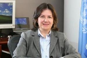 Jessica Faieta, directora regional del PNUD para América Latina y el Caribe. Crédito: PNUD