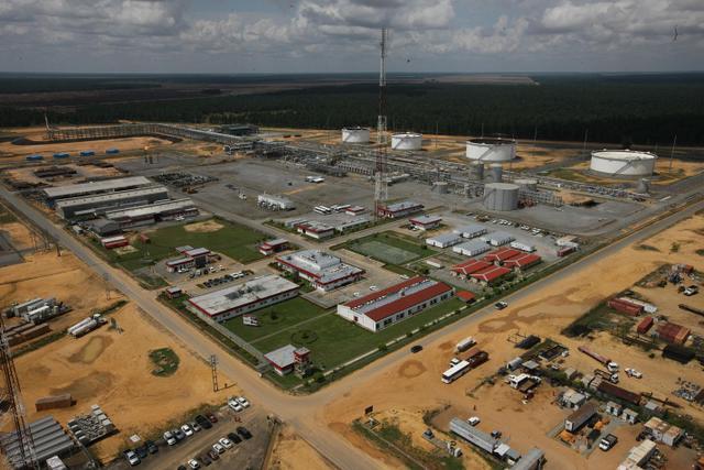 Petromonagas, una sociedad de PDVSA con la compañía rusa Rosneft, extrae crudo de la Faja Petrolífera del Orinoco, en el sureste de Venezuela, considerada el mayor depósito de hidrocarburos líquidos del planeta. Crédito: Pdvsa.