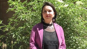 La directora de comunicaciones de Amnistía Internacional Chile, Ilsen Jara. Crédito: Amnistía Internacional