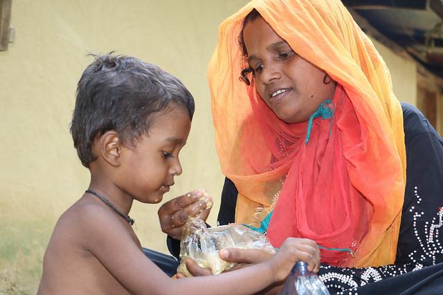 Se estima que 700.000 refugiados rohinyás de Birmania están en el distrito de Cox's Bazar, en Bangladesh. Crédito: Mojibur Rahaman Rana/IPS