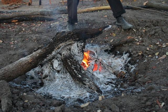 En África, más de 640 millones de personas no tienen electricidad, y dependen de fuentes de energía contaminantes para cocinar, calefaccionar e iluminar sus casas. Crédito: Busani Bafana/IPS.
