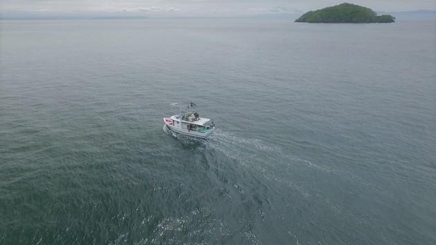 Litoral del océano Pacífico de Costa Rica. Crédito: PNUD Costa Rica