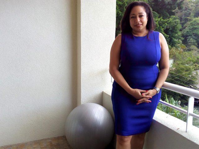 Racquel Moses, fue nombrada directora general del Acelerador Climaticamente Inteligente del Caribe en enero de 2019, una iniciativa con apoyo del Banco Mundial y de Richard Branson, de Virgin, para que la región se vuelva resiliente al cambio climático . Crédito: Jewel Fraser/IPS