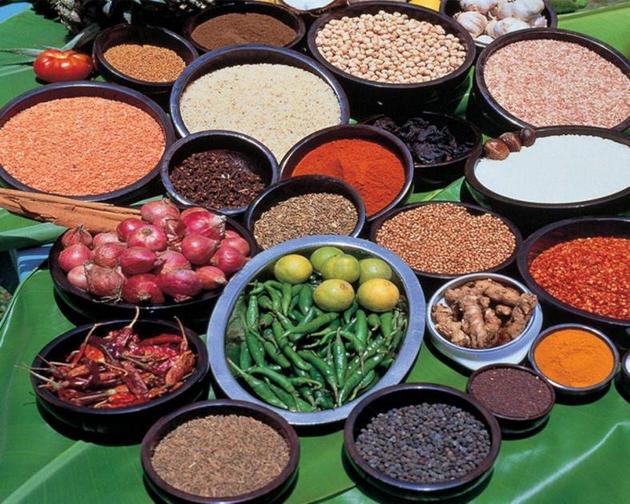Una dieta diversa es buena para la salud. Crédito: Amila Tennakoon/ Flickr