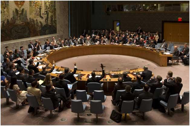 Los 15 miembros del Consejo de Seguridad de la ONU aprobaron por unanimidad el acuerdo nuclear con Irán en julio de 2015. Crédito: ONU