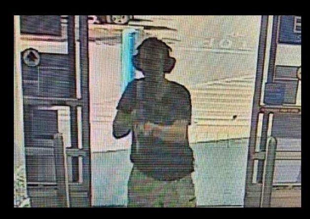 Captura de Patrick Crusius, quien tiroteó indiscriminadamente a las personas que la mañana del sábado 3 estaban en los almacenes Walmart, en la ciudad de El Paso, la ciudad fronteriza con México. Crédito: Pie de Página