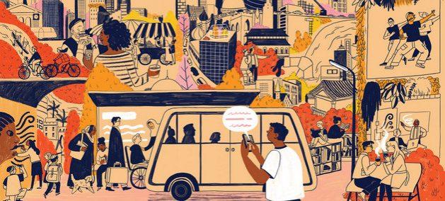 """Las ciudades necesitan innovaciones para mejorar la vida de sus habitantes ahora y en las generaciones futuras. Crédito: Unesco - """"En el urbanismo confluyen las economías, dondeconvive la sociedad, donde la gente vive el patrimonio y donde se genera esta movilidad, no nada más en un interior urbano, sino que genera una sinergia con todos los demás elementos"""""""