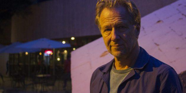 El documentalista Fredrik Geertten, autor de Push. Crédito: Arturo Contreras/Pie de Página