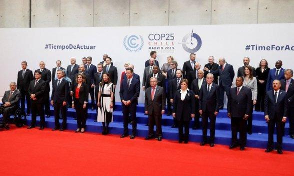 Arranca la 25 Conferencia de las Partes en el marco de la lucha contra la emergencia climática con el fin de dar fuerza al Acuerdo de París sobre cambio climático, concordado hace cuatro años y que entrará en vigor en 2020