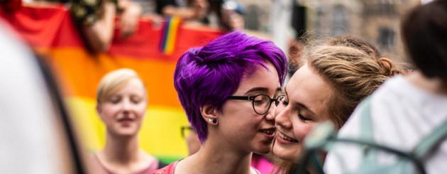 Un acto reivindicativo del colectivo LGBTI en Berlín. Crédito: ONU