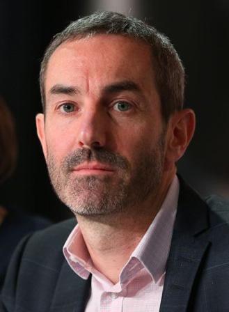 El autor, Ignacio Saiz