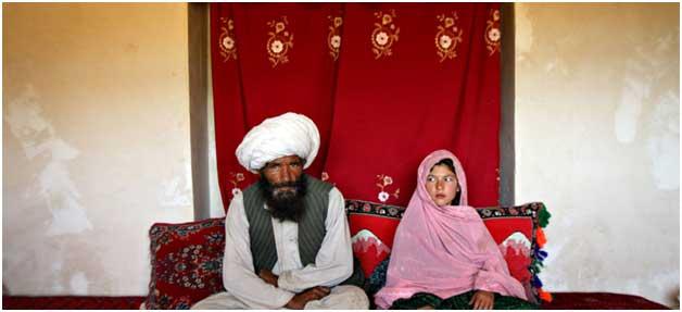 """""""La prevalencia del matrimonio infantil en Medio Oriente y el norte de África se acerca al promedio mundial con una de cada cinco jóvenes casadas antes de los 18 años."""", ONU Mujeres. Crédito: Cortesía, Naciones Unidas."""