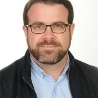 El autor, Daniel Castillo Hidalgo