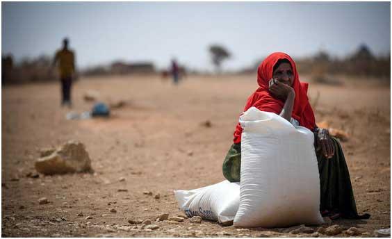 Las Naciones Unidas han demandado que se actúe con urgencia, para contrarrestar la inminencia de hambrunas de grandes proporciones como una de las secuelas de emergencia humanitaria que dejaría tras de sí la pandemia de la covid-19. Foto: ONU