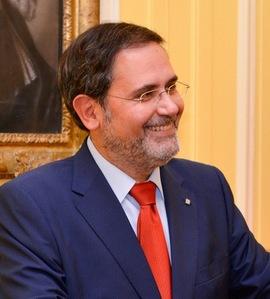El autor, Manuel Manonelles