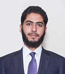 El autor, Manssour bin Mussallam