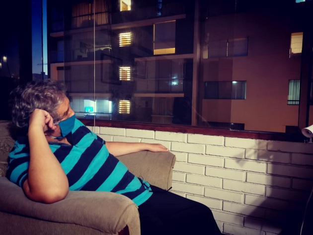 Frustración, aburrimiento, insomnio y claustrofobia, entre otas, son trastornos en aumento. Foto: Zoraida Portillo/Scidev
