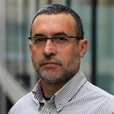 El autor, Miguel Laparra Navarro