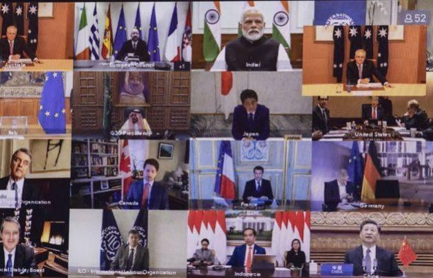 La carta para una acción conjunta contra la pandemia enviado al G20 tiene buenas intenciones pero no escapa a cinco problemas fundamentales que hoy plantea claramente la pandemia de covid-19