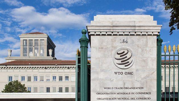 Sede de la Organización Mundial de Comercio en la ciudad de Ginebra, un organismo multilateral cuyos cimientos están cada día más débiles. Foto: OMC