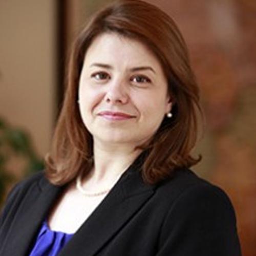Susan Papp, directora gerente de Política y Abogacía de la organización Women Deliver