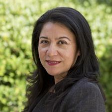 La autora, Cecilia Aguillón