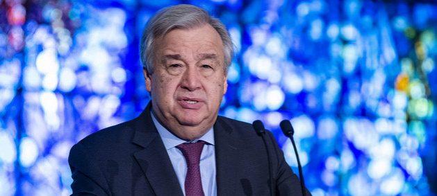 El secretario general de la ONU alertó sobre el desplome de la economía y el incremento de la pobreza y el desempleo en la región. Apoyó la idea de que los Estados entreguen una ayuda de emergencia equivalente a 140 dólares mensuales a su población más vulnerable. Foto: ONU