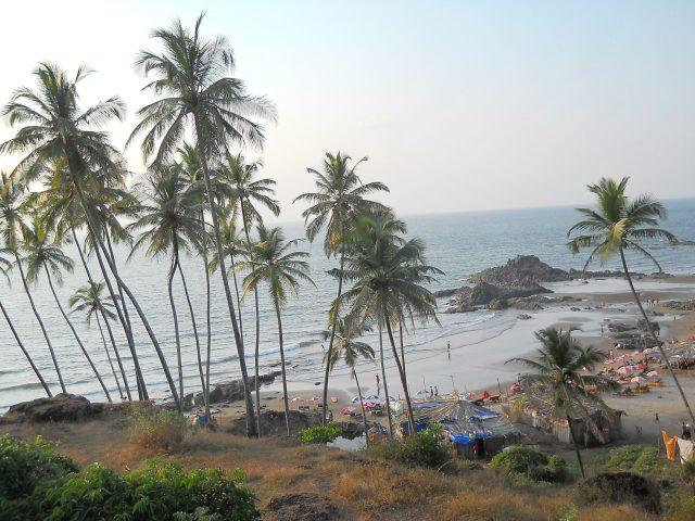 Goa, en la costa occidental sobre el océano Índico, es uno de los estados más pequeños de India, pero aun así genera 7300 toneladas de residuos plásticos al año, en buena parte producto de su boyante sector turístico. Foto: Stella Paul /IPS