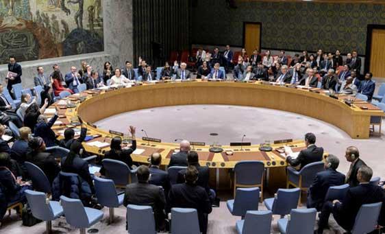 La sala del directorio del multilateralismo mundial, el Consejo de Seguridad de las Naciones Unidas, que se ha vuelto inoperante en asuntos cruciales para el mundo por el abuso del poder del veto de sus miembros permanentes, en particular China, Estados Unidos y Rusia. Foto: ONU