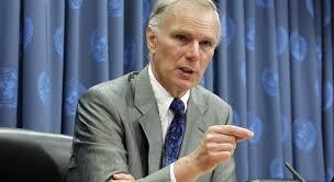 Philip Alston, hasta abril relator especial sobre extrema pobreza y derechos humanos de las Naciones Unidas. Foto: ONU