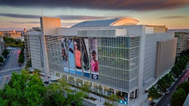 Sede del Banco Mundial en Washington. Foto: Banco Mundial