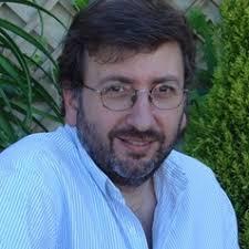 El autor, José Manuel Burgueño