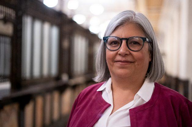 Graciela Márquez es la primera mujer que desempeña el cargo de secretaria (ministra) de Economía en la historia de México. Foto: María Ruiz/ Pie de Página