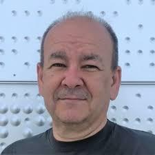 El autor, Manuel Gómez Pallarés
