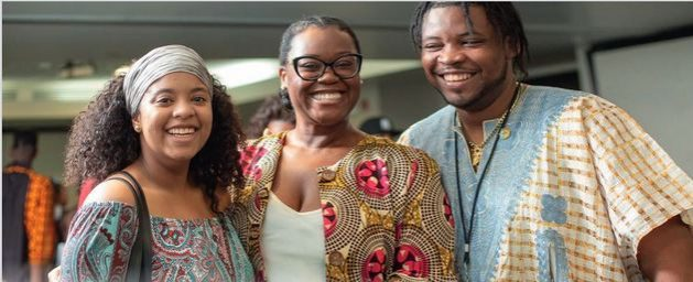 Las organizaciones de la juventud inyectan dinamismo, luchan contra la exclusión y buscan incidencia política en favor de los 130 millones de afrodescendientes en América Latina y el Caribe. Foto: UNFPA Costa Rica