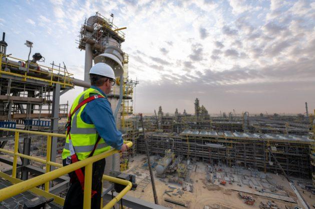 Arabia Saudita, principal productor de la OPEP, concluye su planta de gas en la región de Fadhili, con la que espera duplicar su oferta de ese combustible, mientras el conjunto de productores de petróleo mira hacia el cada vez mayor mercado asiático. Foto: Aramco