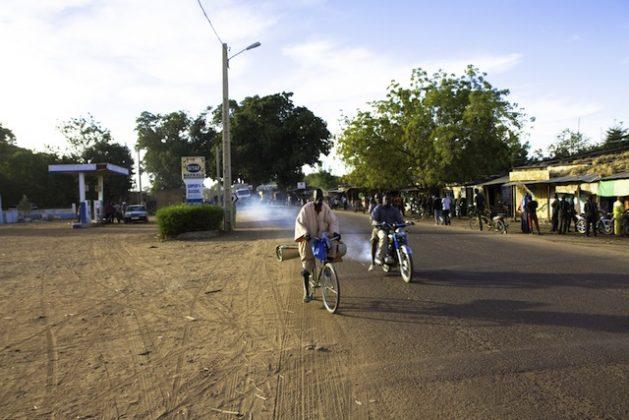 La crisis crónica y multidimensional de la región del Sahel se ha agravado aún más por los impactos de la crisis climática como por la actual pandemia de covid-19. Foto: Marc-André Boisvert / IPS
