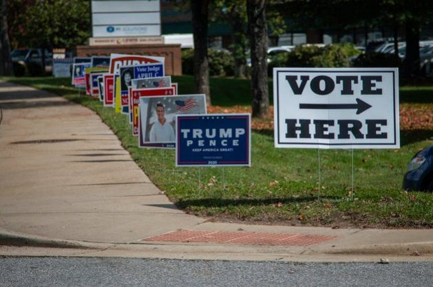 La mercantilización del voto, venta de espacios publicitarios.