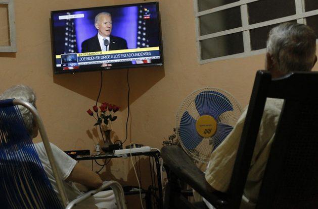 El triunfo de Biden y las relaciones entre Cuba y EEUU.