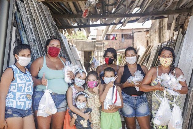 Aumento de la pobreza extrema, la covid-19 y el G20.