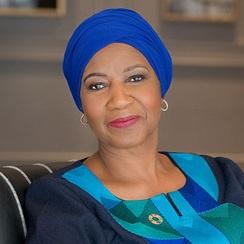 La autora, Phumzile Mlambo-Ngcuka. Foto: ONU Mujeres