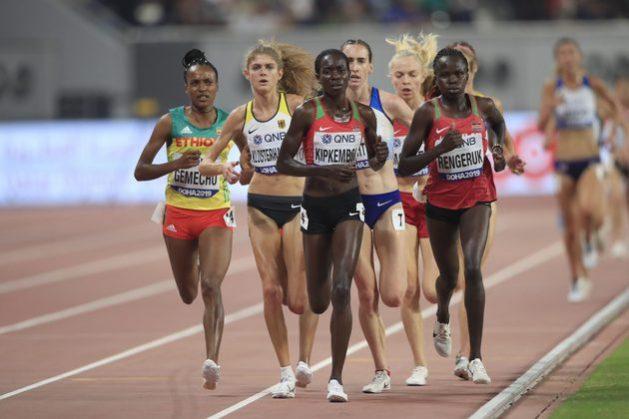 """Las mujeres atletas de los países del Sur son objeto en muchos casos de """"pruebas de sexo"""", con practicas médicas abusivas que debería eliminar la federación de atletismo, World Athletics. Foto: Andy Lyons/IAAF"""