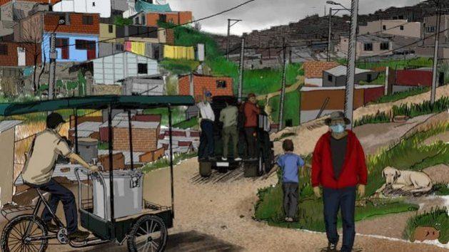 Ilustración: Alejandro Montoya /Crisis Group