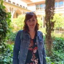 La autora, María López Belloso