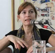 La autora, Viviana Krsticevic