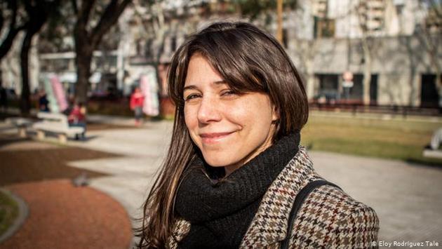 Agustina Paz Frontera, codirectora de la argentina LatFem