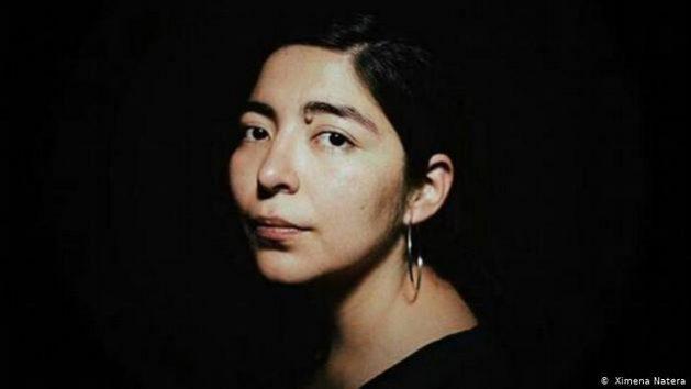María Ruiz, fotoperiodista del medio digital mexicano Pie de Página