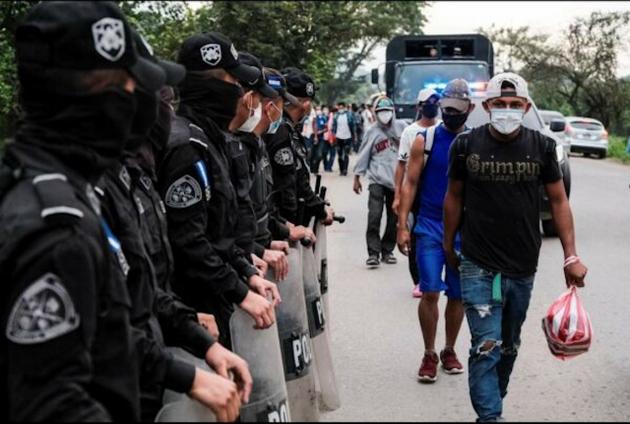 Foto: Ollín Castro/Honduras